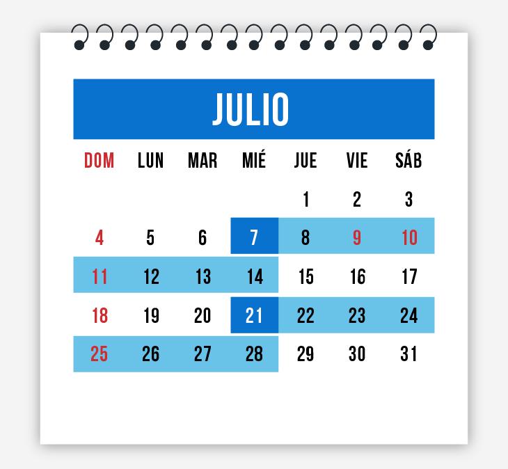 7-julio